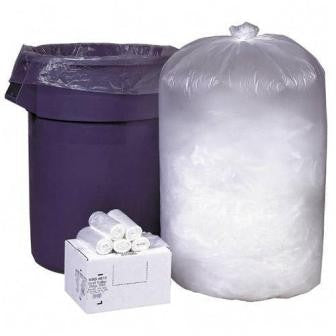 24x24 Trash Can Liners  (10 Gallon) 500/CS