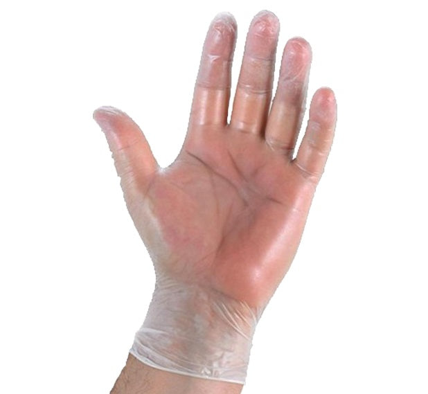 Powdered Vinyl Glove