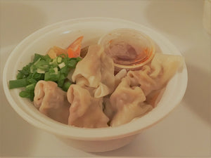 B2. WHEAT NOODLE WITH WONTON