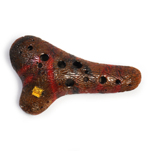 Load image into Gallery viewer, 12 Hole Alto Ocarina in E Major by Chen Ching
