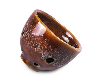 4 Hole Teacarina  (It's a Cup and An Ocarina!)