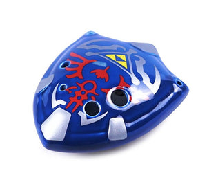 6 Hole Legend of Zelda Shield Ocarina