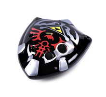 Load image into Gallery viewer, 6 Hole Legend of Zelda Shield Ocarina (Dark Link)