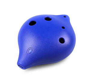 6 Hole Plastic Ocarina for Beginners and Young Musicians