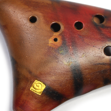 Load image into Gallery viewer, 12 Hole Tenor Ocarina in C Major by Chen Ching
