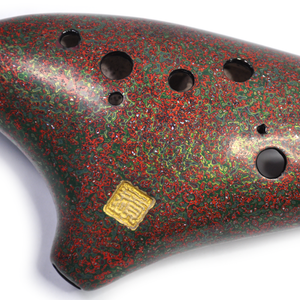 12 Hole Tenor Ocarina in B Major by Chen Ching