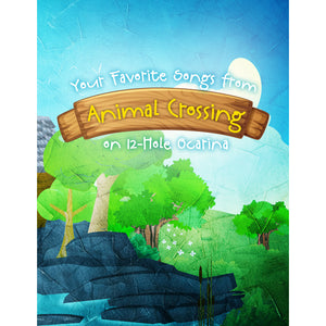 Animal Crossing New Horizons Songbook