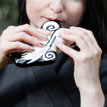 "Load image into Gallery viewer, 12 Hole Tenor Ocarina ""Sumi"""
