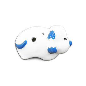 Chinese Zodiac Animal Ocarina: The Dog