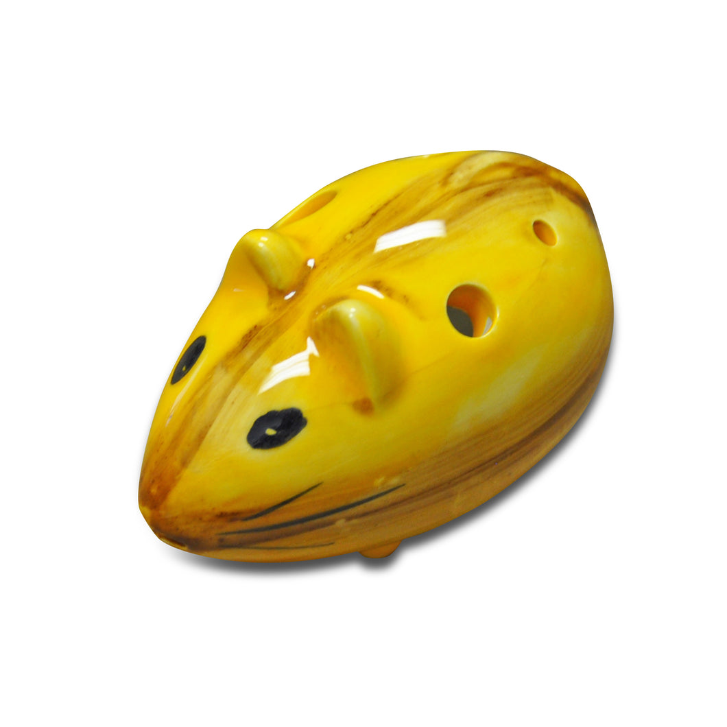 Mouse 6 Hole Ocarina