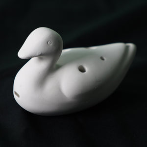 "DIY ""Duck"" Animal 6 Hole Ocarina"