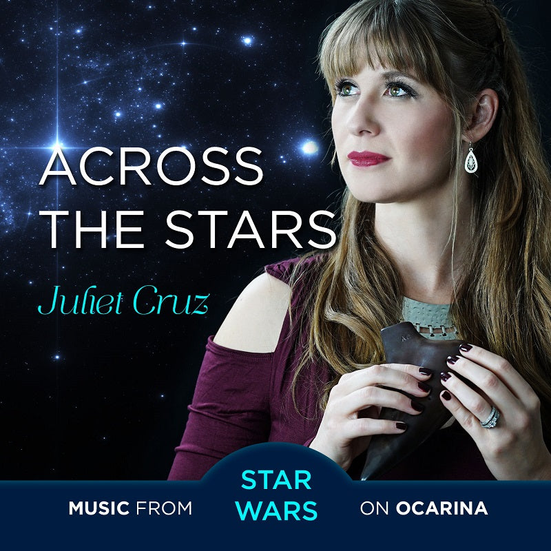Across the Stars (2016): Music from Star Wars on Ocarina