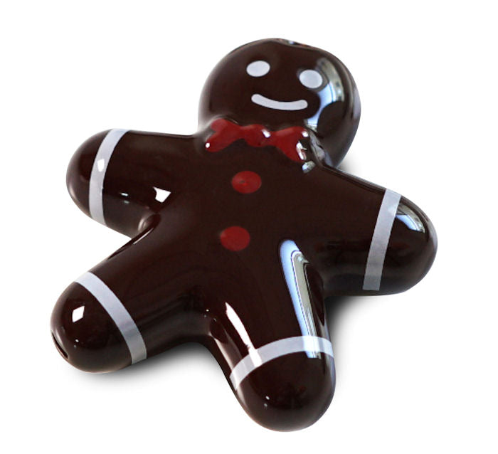 Gingerbread Man – Christmas Tree Ornament Ocarina