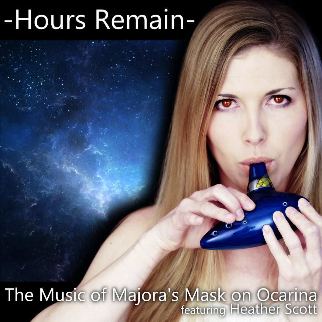 Hours Remain (2015) - The Music of Majora's Mask on Ocarina