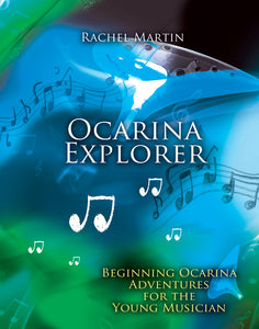 Ocarina Explorer - A Method Book for Young Musicians