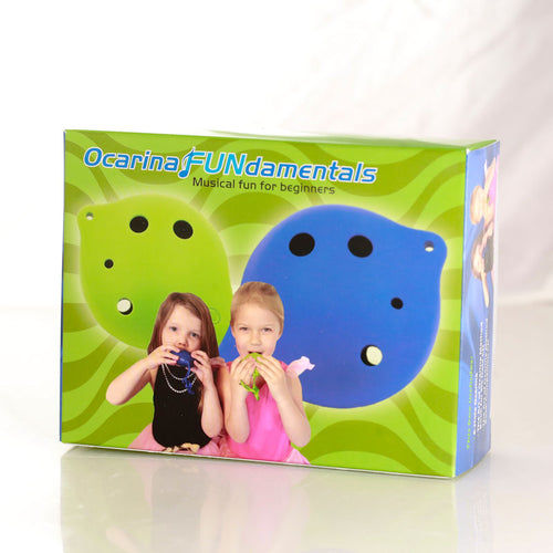 Ocarina FUNdamentals for 6 Hole Ocarina