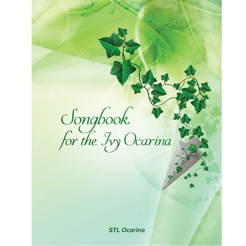 Songbook For Ivy Ocarina Available Now At Stlocarina.com