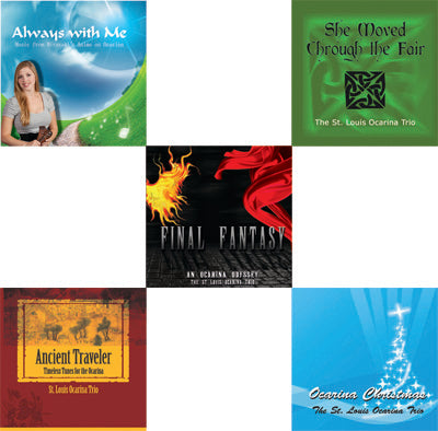 Choose 3 CDs for the Price of Two!