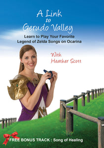 A Link to Gerudo Valley Instructional DVD