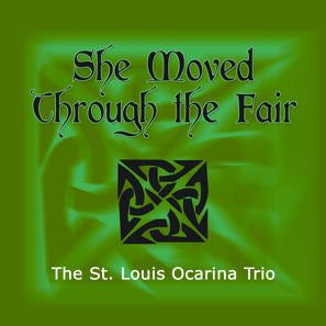 She Moved Through the Fair CD and Sheet Music (10% off)