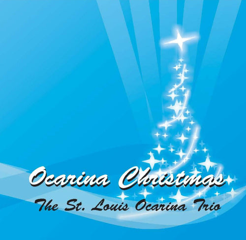 Ocarina Christmas CD and Sheet Music (10% off)