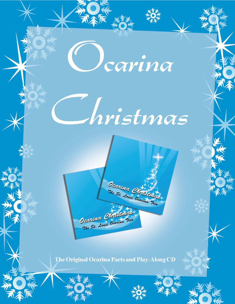 Ocarina Christmas Ocarina Parts with Play-Along CD