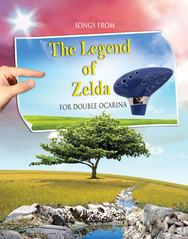 Zelda Songbook for Double Ocarinas