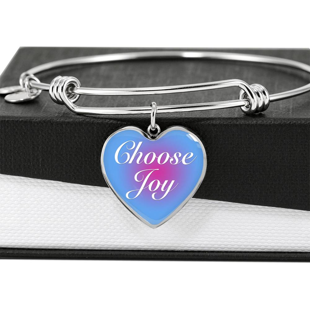 Choose Joy Charm Bracelet [CJ006]