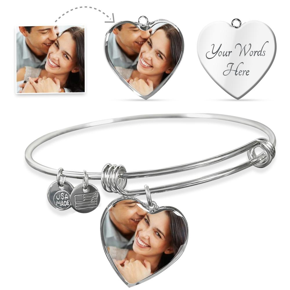 Personalized Love Bracelet
