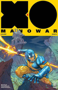 X-O Manowar #1-9 | Select A B C Pre-Order Covers | Valiant Comics NM 2017