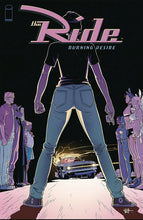 Load image into Gallery viewer, Ride Burning Desire #1-4 | A & B Covers | Image Comics NM 2019