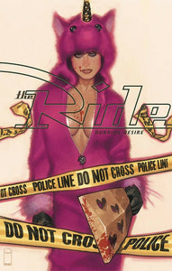 Ride Burning Desire #1-4 | A & B Covers | Image Comics NM 2019