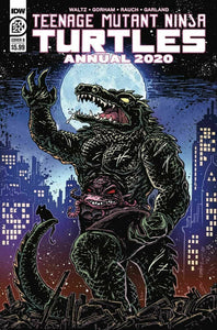 TMNT Annual 2020 | Select A & B 1:10 Covers | IDW Comics NM 2020