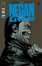 Load image into Gallery viewer, NEGAN LIVES #1 2nd Print Main Cover | Image Comics NM 2020