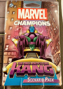 Marvel Champions: LCG The Once and Future Kang Scenario Pack