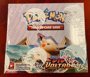 Pokemon TCG: Sword & Shield Vivid Voltage Booster Box