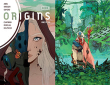 Load image into Gallery viewer, Origins #1 Boom! Studios Comics NM 2020 - Zoe Thorogood Exclusive Cover