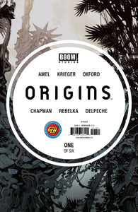 Origins #1 Boom! Studios Comics NM 2020 - Zoe Thorogood Exclusive Cover