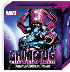 Marvel HeroClix: Galactus - Devourer of Worlds Premium Colossal Figure (Preorder)