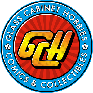 Glass Cabinet Hobbies Gift Card