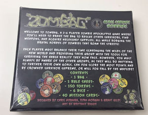 Zombag Board Game