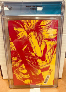 Batman Three Jokers #2 1:25 Variant Cover B 2020 DC Comics CGC 9.8