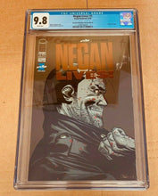 Load image into Gallery viewer, Negan Lives #1 Bronze Foil Variant CGC 9.8 Near Mint Image Comics 2020