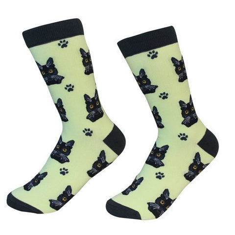 Cat Breed Socks