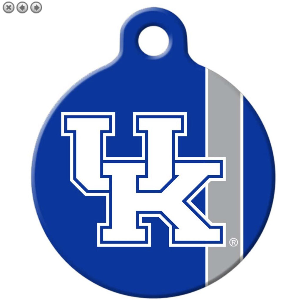 UK Wildcat Collar Tag