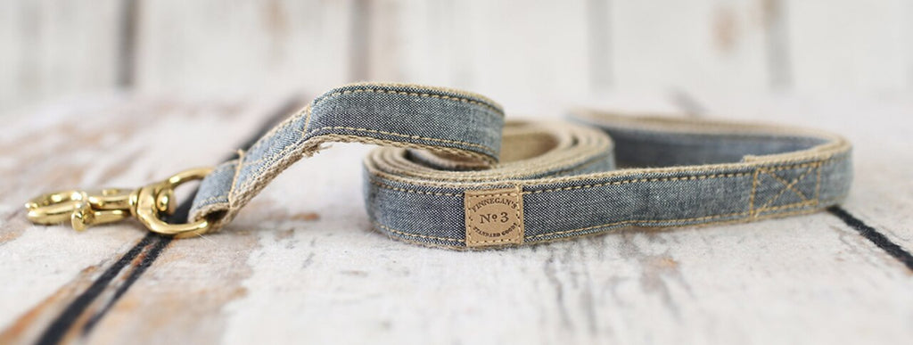 Chambray Leash