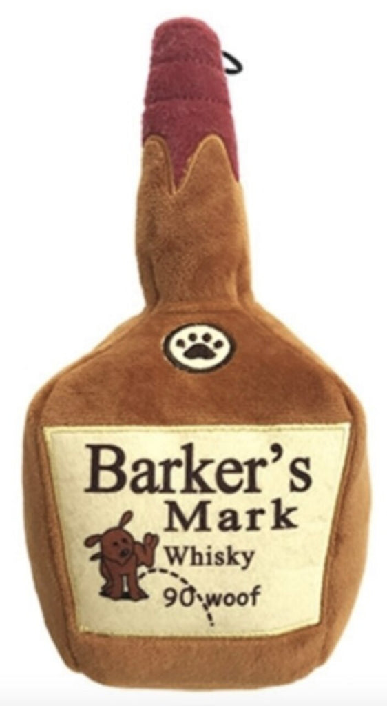 Barker's Mark Toy