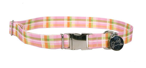 Southern Dawg Pink Madras