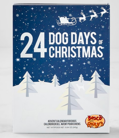 Bosco & Roxy's Advent Calendar