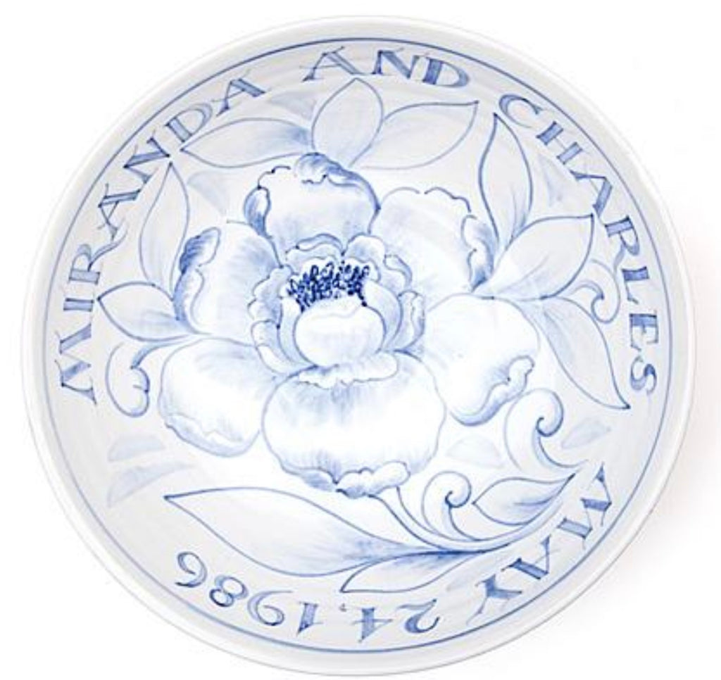 Inscribed Commemorative Small Bowl (email or call to order)